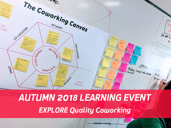 Autumn 2018 Learning Event